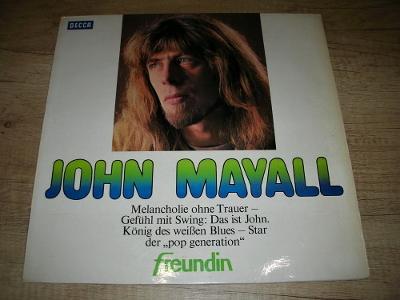 John Mayall – The World Of John Mayall (1970) NM-