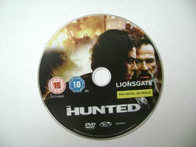 Hunted -  Tommy Lee Jones, Benicio Del Toro