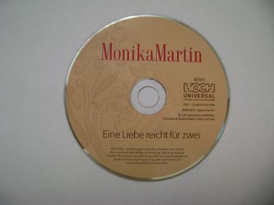Monika Martin – Eine Liebe Reicht Für Zwei