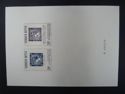 příl. tisk Merkur Revue 2008 - Axmann - číslovaný