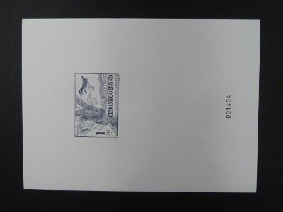 příl. tisk Merkur Revue 1999 - Ekologie - číslovaný