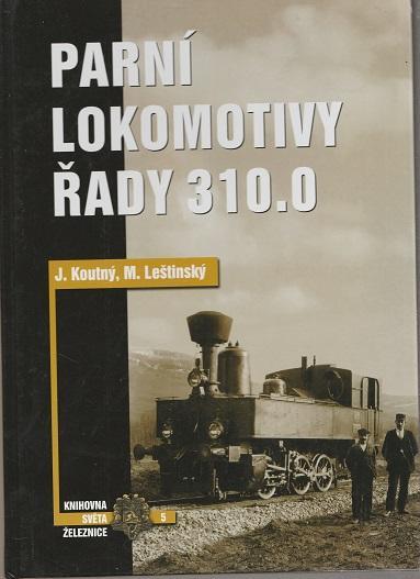 Parní lokomotivy řady 310.0 - Koutný