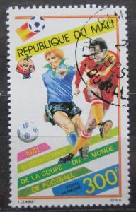 Mali 1981 MS ve fotbale Mi# 835 0976