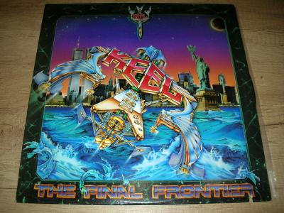 Keel – The Final Frontier (1986) USA , NM