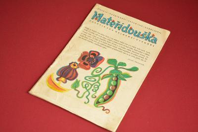 Mateřídouška číslo 12 srpen 1970