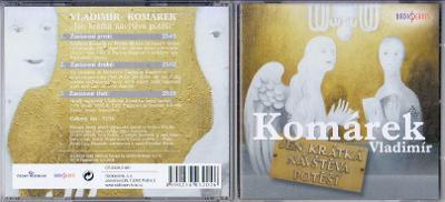 CD Vladimír Komárek - Jen krátká návštěva potěší (2005) mluvené slovo