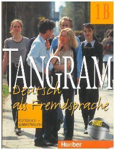 Tangram 1B, Kursbuch + Arbeitsbuch v jednom