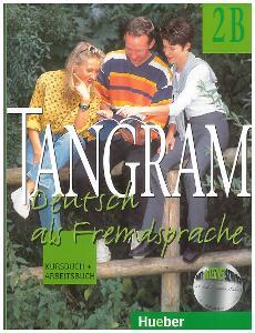 Tangram 2B, Kursbuch + Arbeitsbuch v jednom