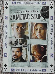DVD-Zametač stop