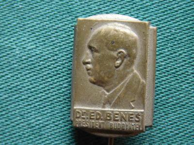 DR.Edvard Beneš - President Budovatel