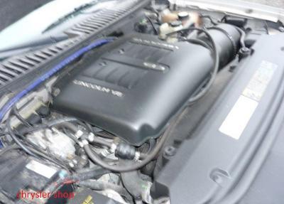 Lincoln Navigator 03-06 , motor 5.4