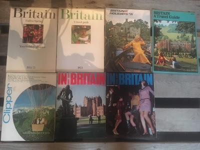 Časopisy IN BRITAIN 1966 - 1977