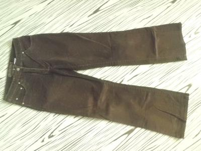 STREET ONE dámské pružné manž. kalhoty - rifle EUR 36 pas 74cm