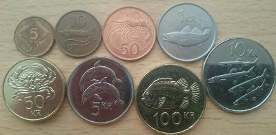 Island 8 n. mincí z oběhu