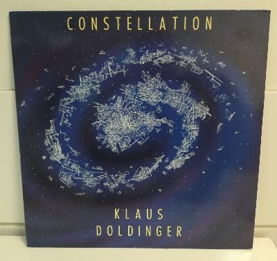 LP KLAUS DOLDINGER-CONSTELLATION/NM, TOP STAV, 1983