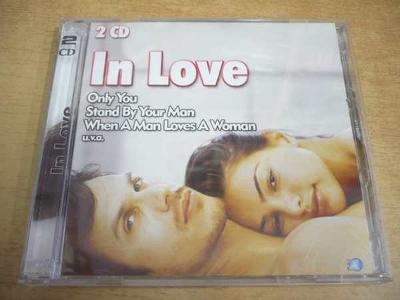 2 CD-SET: IN LOVE (John Denver, Presley, The Platters...)