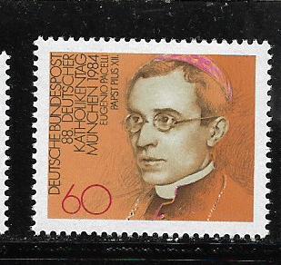 BRD 1220 Papež PIUS XII. ** svěží