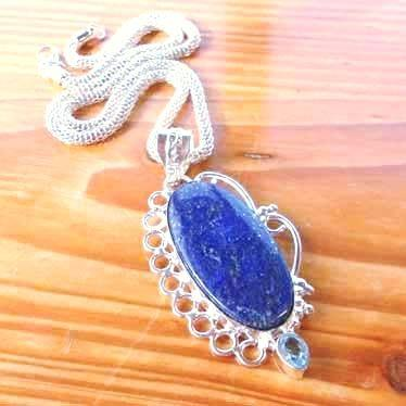 Přívěšek Lapis Lazuli  - D6489