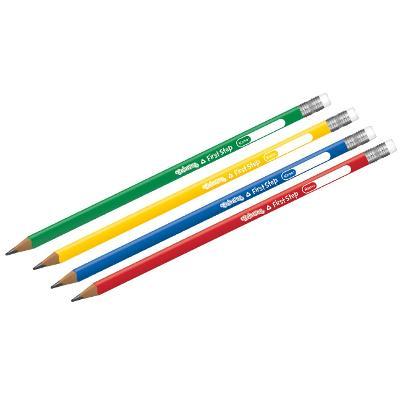 Colorino tužka TRIO trojhranná č. 2