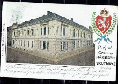 Trutnov, Prošlá