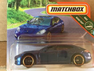 MATCHBOX 17/35 Porsche Panamera