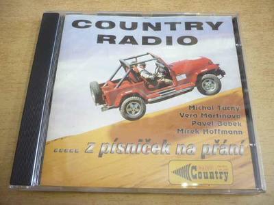 CD COUNTRY RADIO ...z písniček na přání