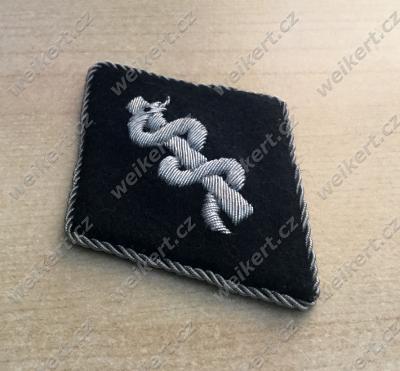 Waffen SS - Důstojnický odznak vojenských lékařů - Lékařská služba