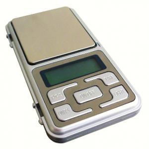 Elektronická kapesní váha 0.1g-500g 0138