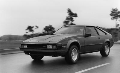 Toyota Celica Supra MkII / Cressida (rok výroby 1982-84) náhradní díly