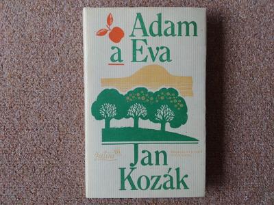 Adam a Eva Jan Kozák rok 1982 stran 248 Jako nová