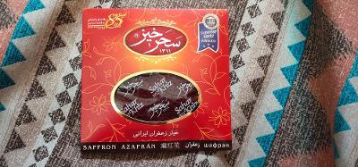 Íránský šafrán 4.6g