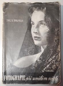 -- FOTOGRAFIE PŘI UMĚLÉM SVĚTLE 1948 --