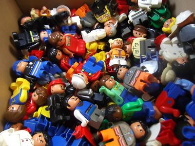 lego duplo figurky - 1ks