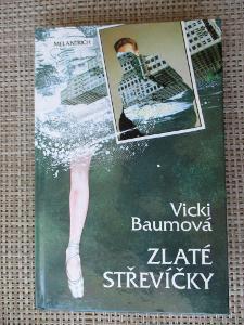 Baumanová Vicki - Zlaté střevíčky