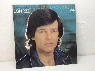 STARÁ VINYLOVÁ DESKA LP/DEAN REED ROCK N´ROLL COUNTRY. .1980 SUPRAPHON