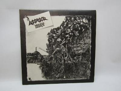 STARÁ VINYLOVÁ LP DESKA / ASSESOR INVAZE 1990