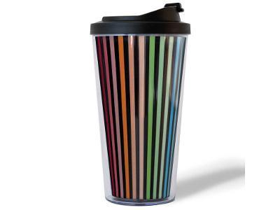 Barevný termo hrnek Coffee to go William
