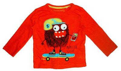 BLUEZOO chlapecké tričko, vel. 1 - 2 roky