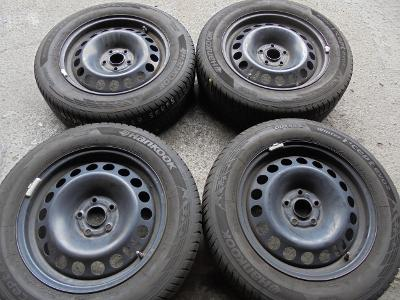 205 60r16 zimní + 16 plech Opel Astra J, Chevrolet Cruze 4kusy