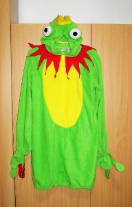 5677 ZAKLETÁ PRINCEZNA - karnevalový kostým pro dospělé vel.S