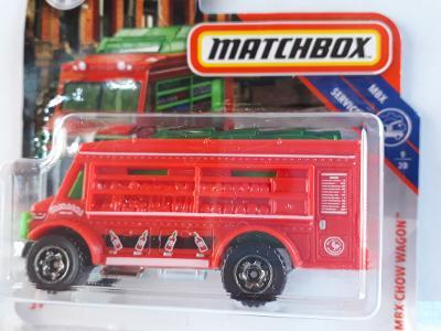 MATCHBOX 9/20 MBX CHOW WAGON
