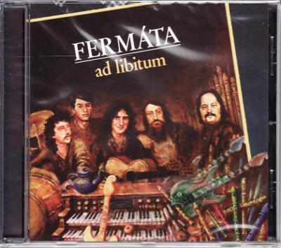 FERMATA: Ad Libitum (CD)