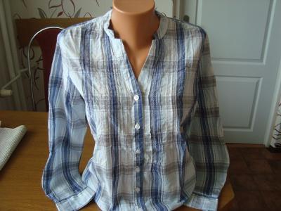 Marks Spencer bavlněný Top - košile  Vel S - M