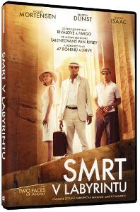 SMRT V LABYRINTU (DVD)