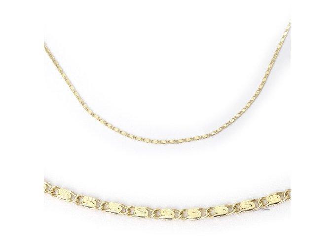Espanzer  - řetízek zlacený - Šperky