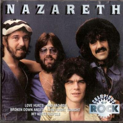 CD - NAZARETH - Champions of Rock