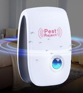 Elektický ultravlnný odpuzovač hmyzu a hlodavců