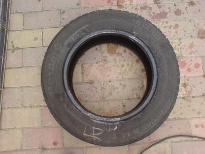Celoroční pneu, 185/65/R14, Barum Quartaris