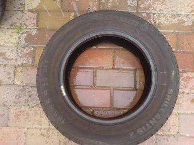 Letní pneu, 185/65/R14, Barum Brillantis 2