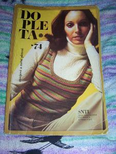 Výtisk Dopleta 1974